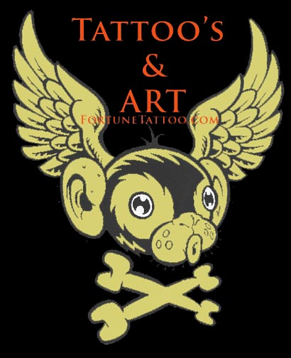 Carson Tattoos Paintings Dana Point Tattoo Carson's Tattoos English Ink